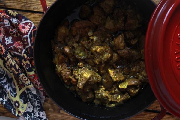 Ras el Hanout Curry