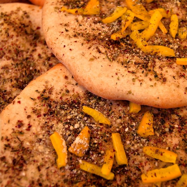 Herb and Spice Flatbread