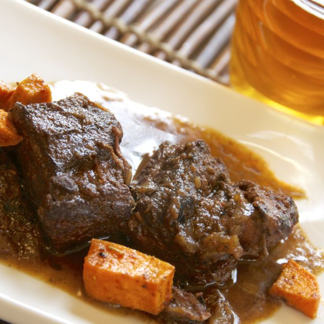 Braised Beef Shortribs