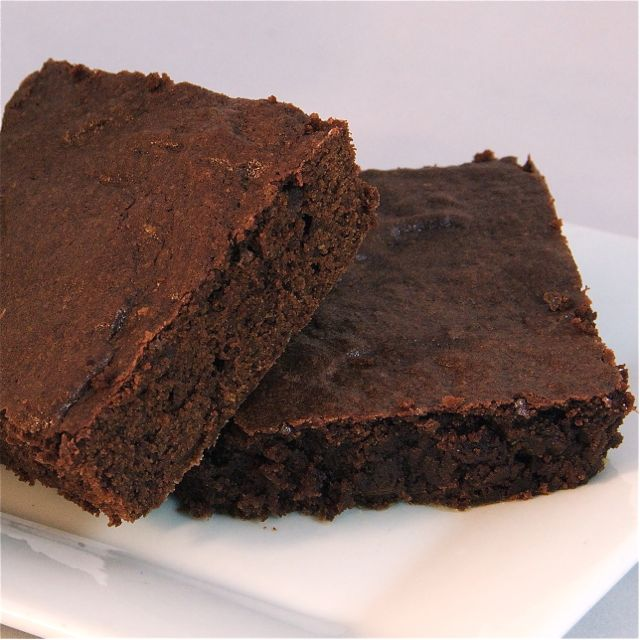 Chocolate Chili Brownies