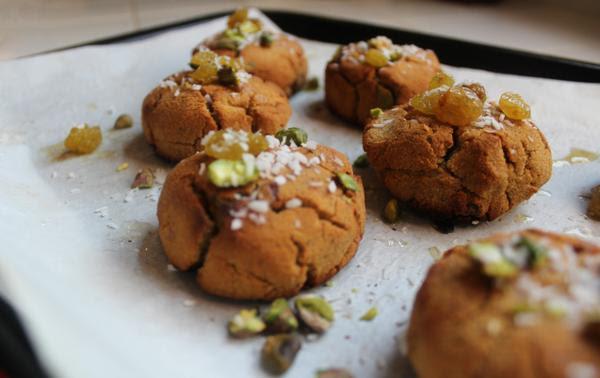 Garam Masala Sweet Buns