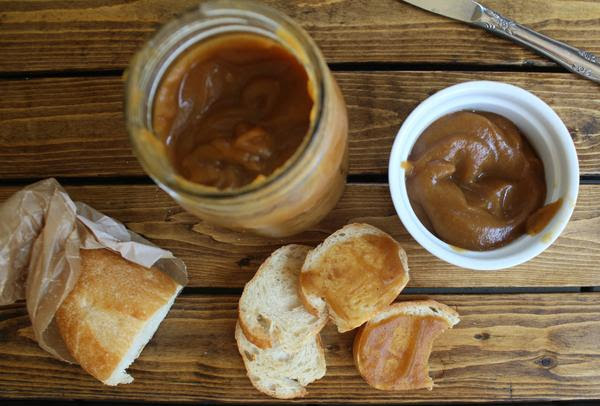 Spiced Pumpkin Apple Butter