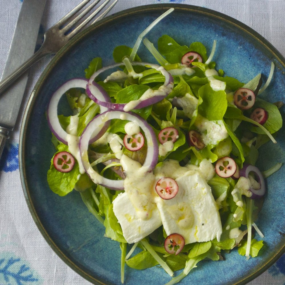 Mixed Greens with Persian Adwiya Yogurt Dressing.jpg