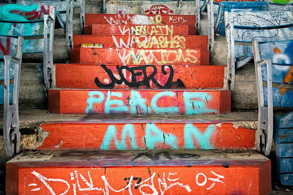 Peace, Man! 2014