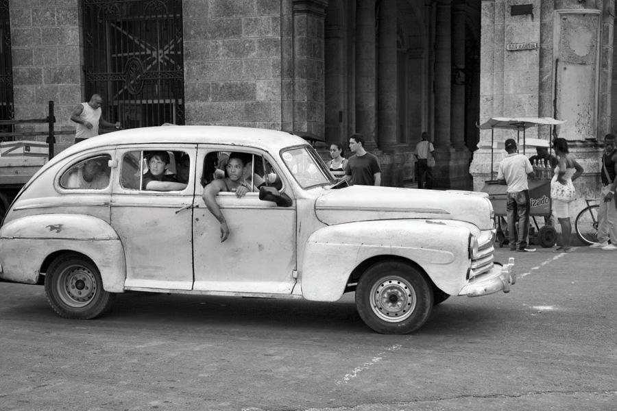 El Taxi, 2012