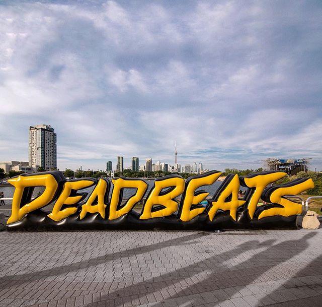 Weekend vibes☀️ #WeAreDeadbeats