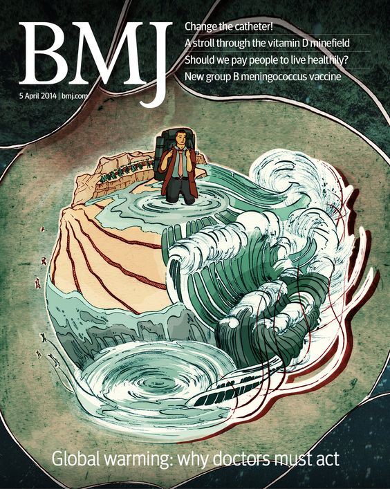 2014 - John has an article accepted in the BMJ