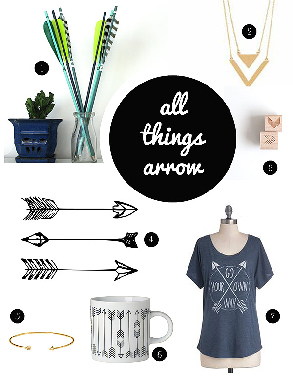 All Things Arrow