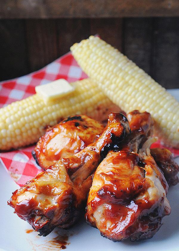 Weeknight Barbeque Chicken