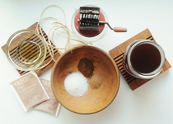 Chai Tea Latte Ingredients