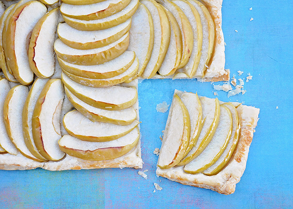 A Simple Apple Tart