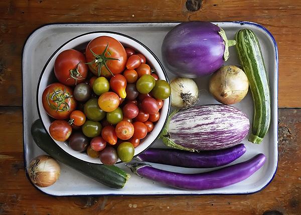 Eggplant Babaganoush