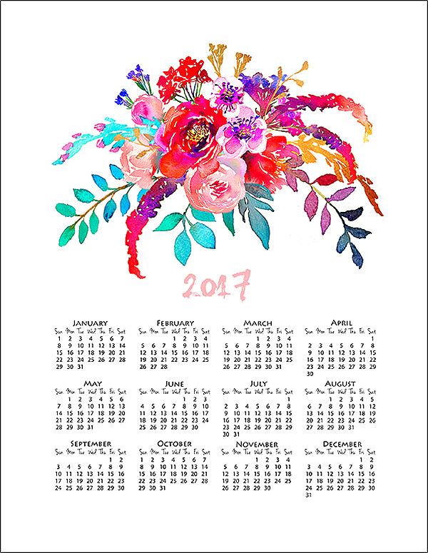 framed-calendar
