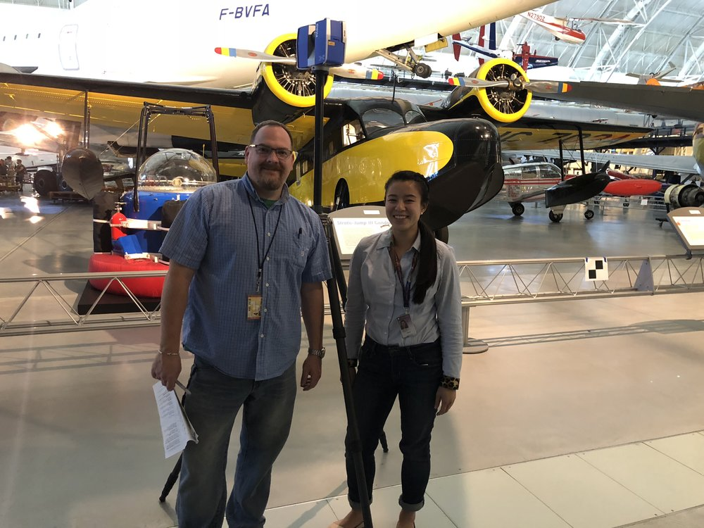 Brian McGarry - Exhibit Design Manager at Smithsonian Institution National Air & Space Museum