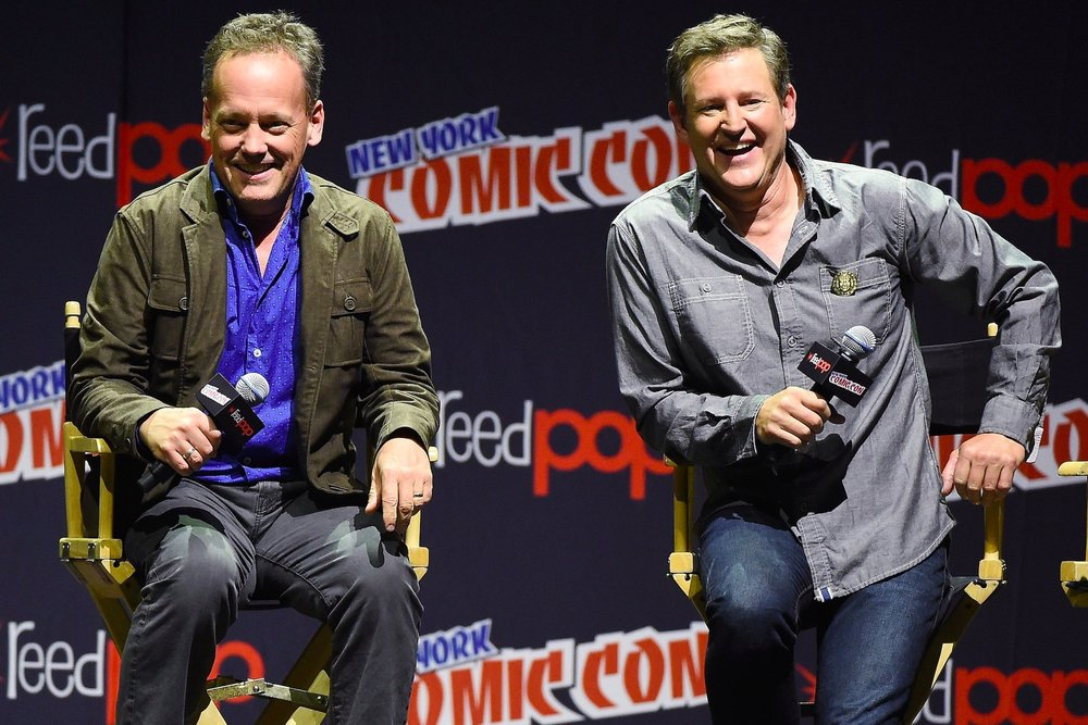 kirk fogg and dee bradley baker legends of the hidden temple panel new york comic con.jpg