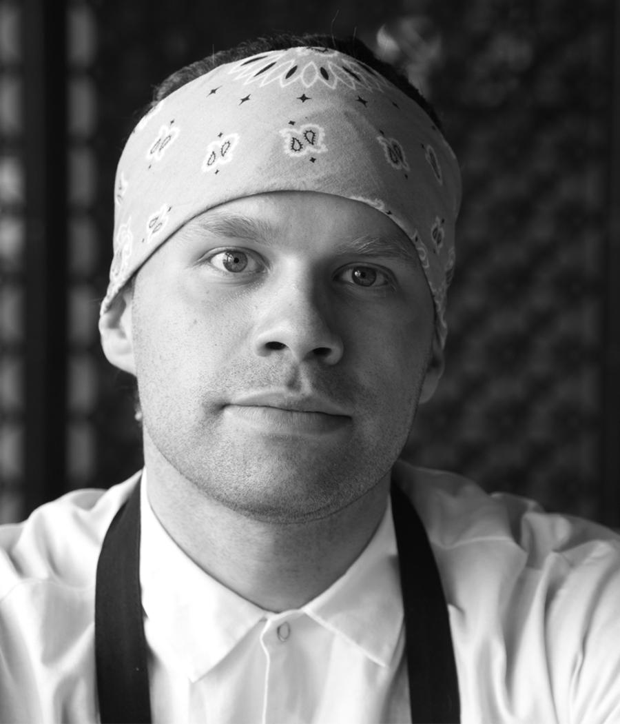 Jesse Vega, Head Chef
