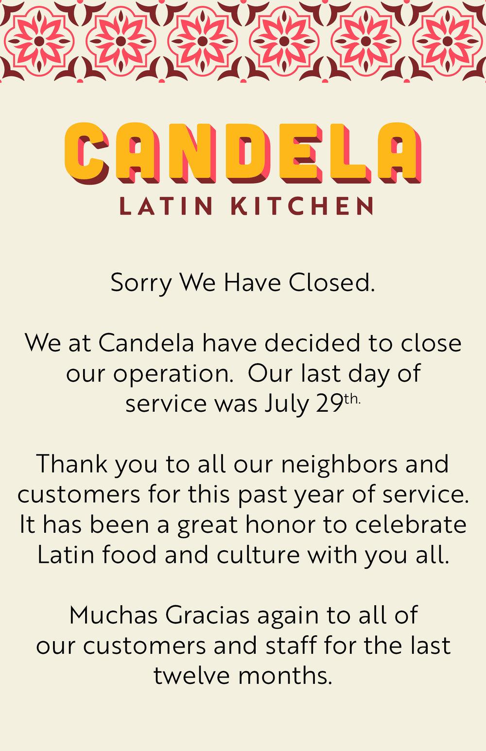 candela latin kitchen