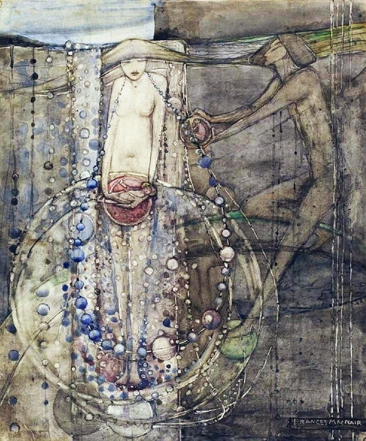 Frances_MacDonald_-_Man_Makes_The_Beads_Of_Life