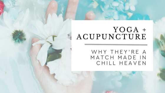 Yoga and Acupuncture