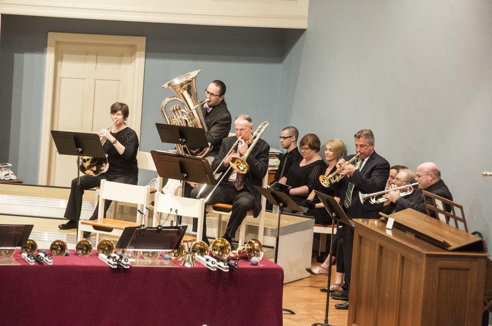 Guest Brass Instrumentalists