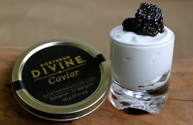 This just in! Let them eat #caviar! Or was that cake? Well, it's caviar on the menu for Sunday's Bubbles and Brunch event at @terrafina_raudz!  @chefryanoflynn is serving up his winning dish from Gold Medal Plates, including gorgeous caviar from @northern_divine! Decadent. Delicious. And that's just ONE dish from the six course menu! All items will be perfectly paired with #bcwine. . . . #bubblesandbrunch #bubbles #brunch #sundaybrunch #okanaganvalley #okanaganwineevents #bcwines #bcperfectpairing #explorebcwine #canadiancaviar #goldmedalplates #celebritychefs