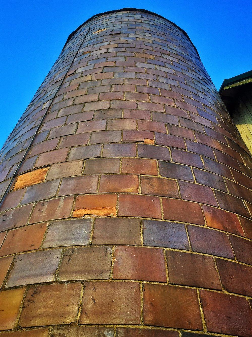 Picture of silo