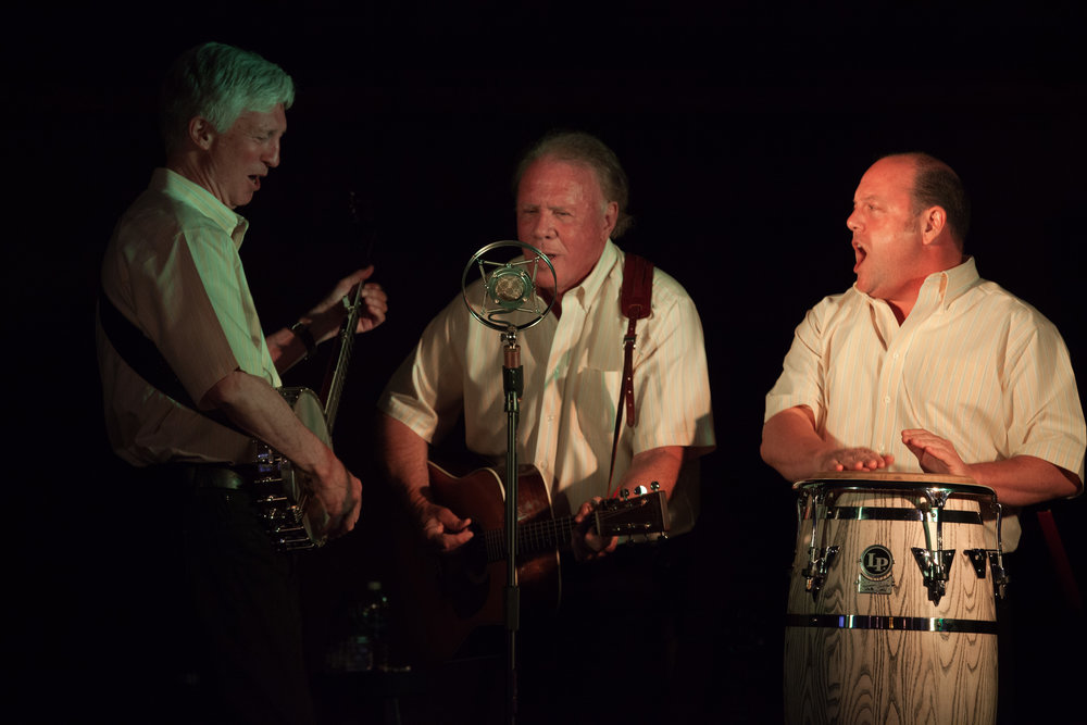 Tim, Mike & Josh                                                                                                                                                      ~ The Kingston Trio