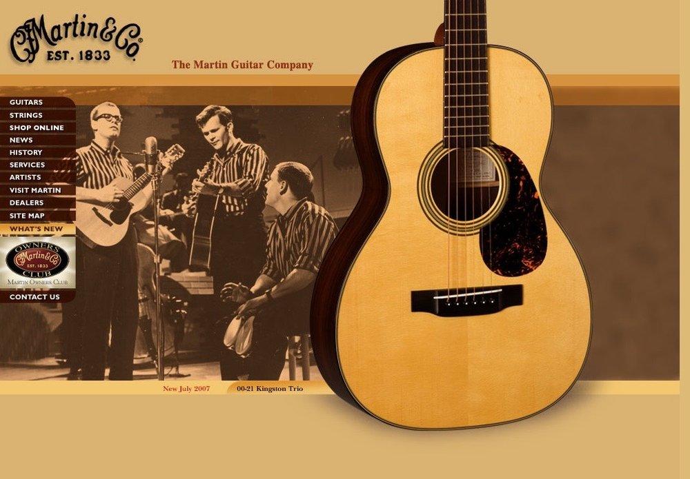 Dave Guard Martin Guitar Landing Page.jpg