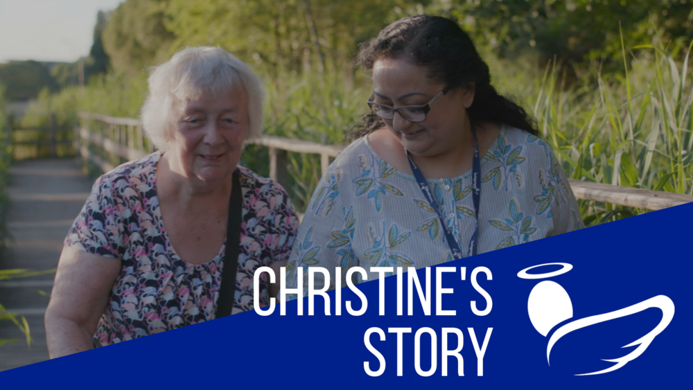 Watch: Christine's Story