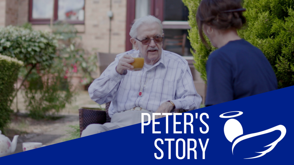 Watch Peter's Story