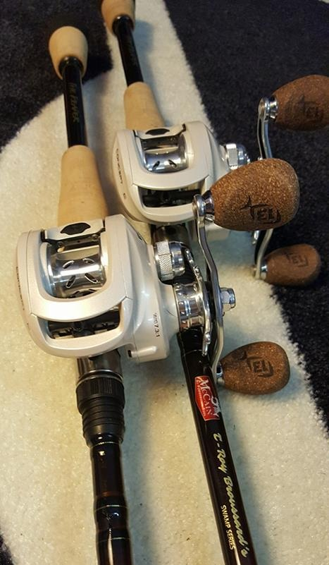 Combos - Pair up a McCain Rod with a 13Fishing Concept C Reel. You choose which rod you would like to pair with either a 6.6:1 or 7.3:1.