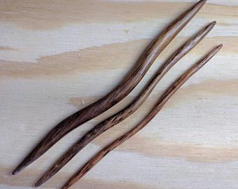 Cable needles, image via Etsy