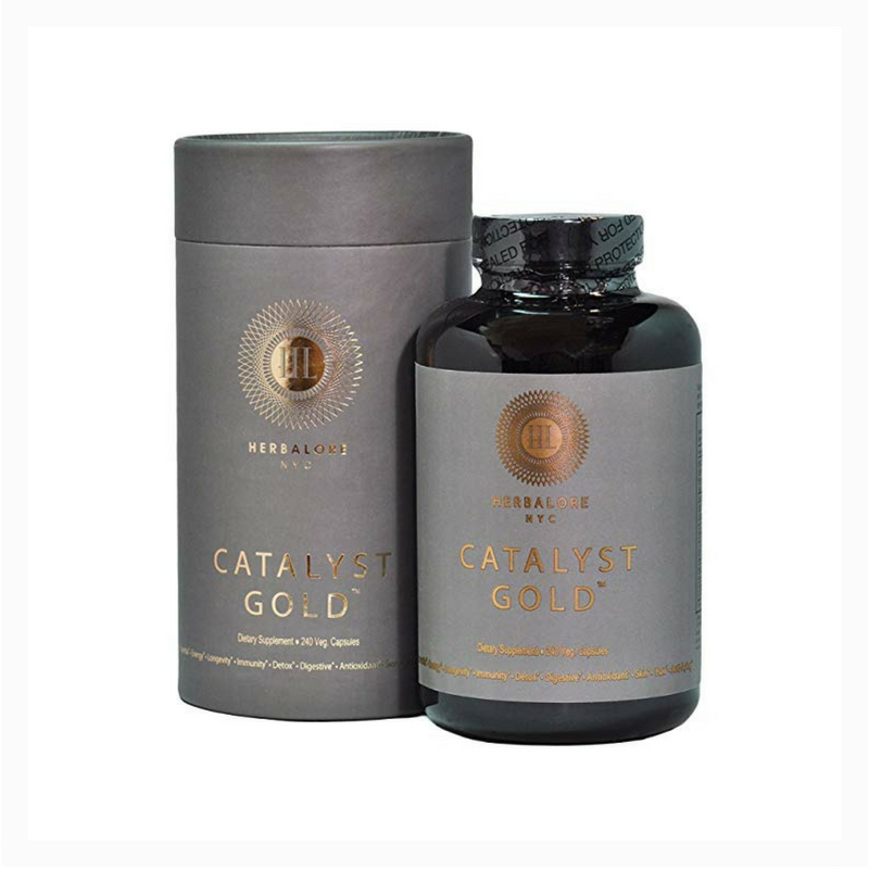 Herbalore - All Natural/Vegan Catalyst Gold Superfood Supplement