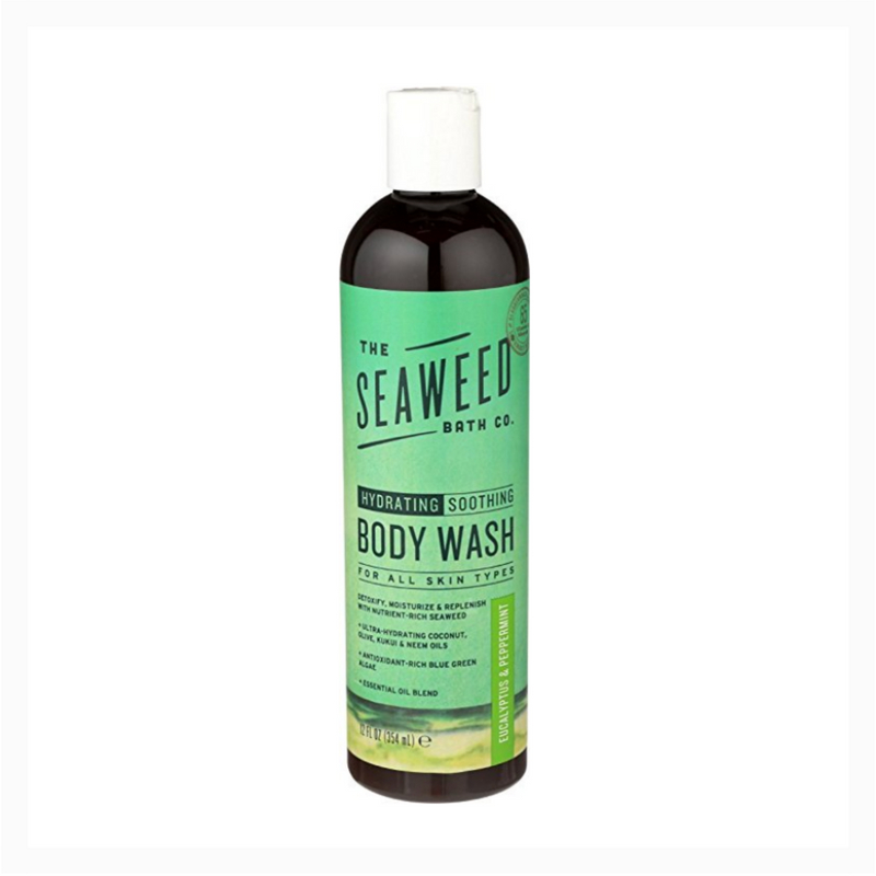 The Seaweed Bath Co. Body Wash, Eucalyptus & Peppermint