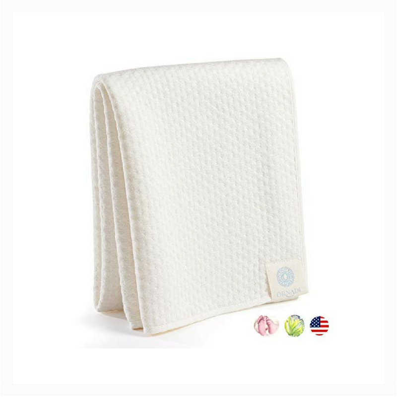 Organic Bamboo Cotton Towel