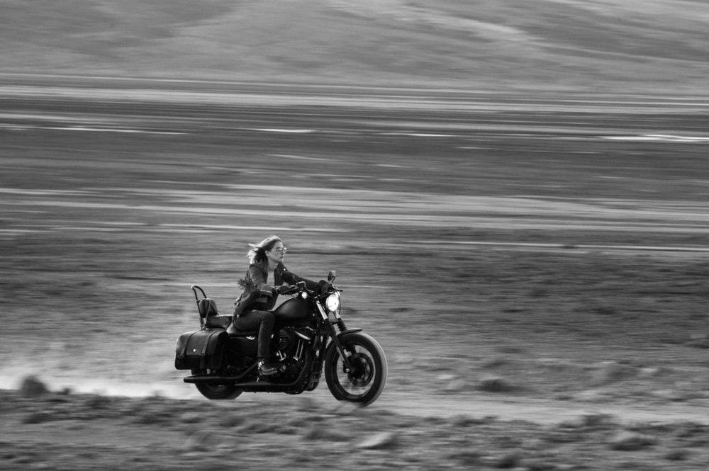 Jacket: Harley Davidson Moto Boot:Harley Davidson