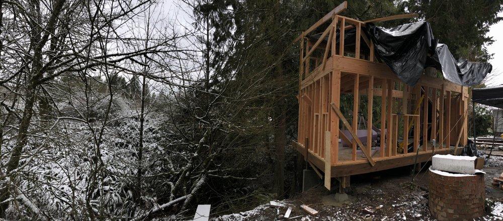 Olympia Tiny Cabin -