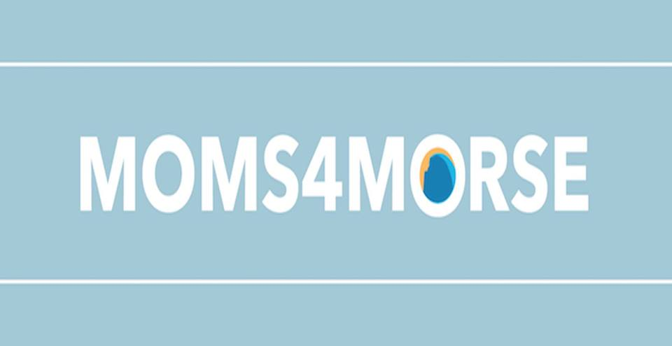 moms for morse logo