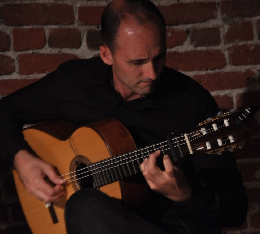 Roberto Aguilar at The Flamenco Room