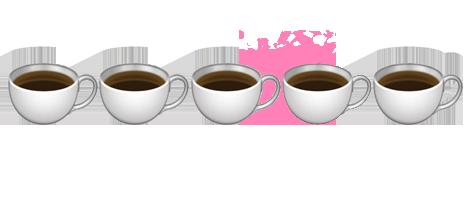 5/5 mugs