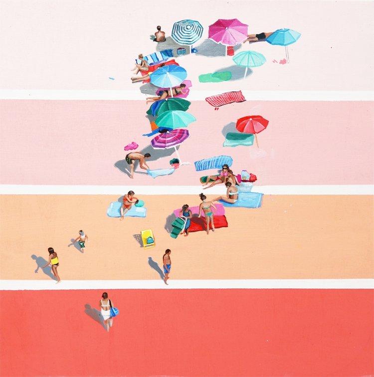 Taylor Cox Beach Palette