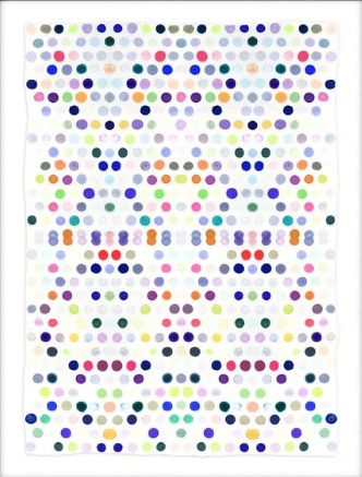Kristi Kohut Dots #5