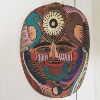 Anna Gryskevich mask