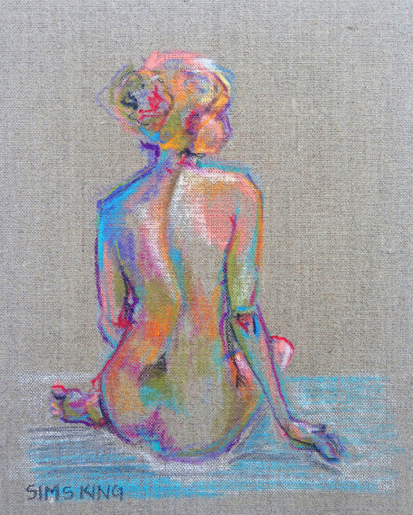 Anna Sims King Nude