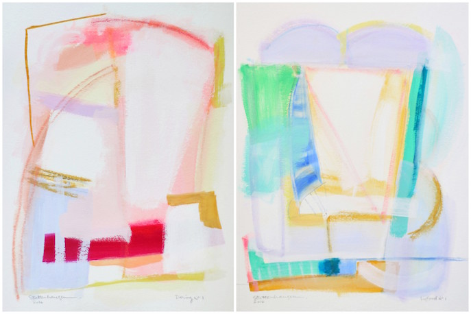 Susie Bettenhausen abstracts