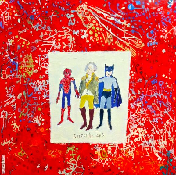 Kathy Beynette Superheroes