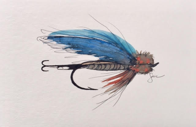 Sallie Robbins Fly V