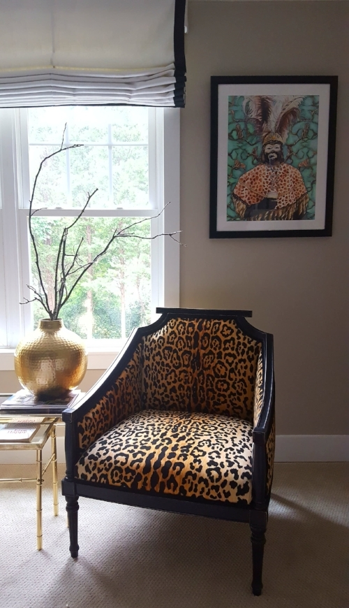 Annie Moran Kings and Jungles print