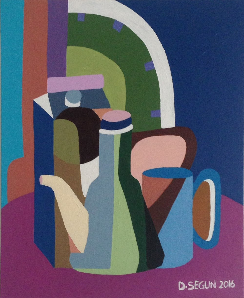 Deborah Segun untitled still life