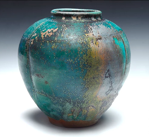Susie Cohen Altered Jar 7